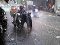 hujan-dorong