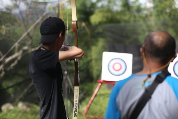 superadventure-smg archery